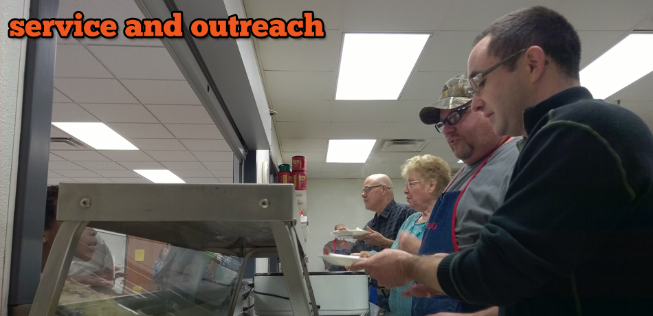 service and outreach